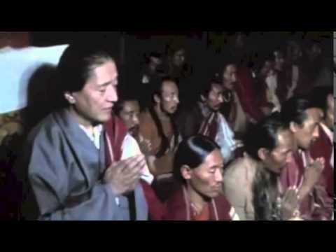 Kind Lama words by Dudjom Rinpoche
