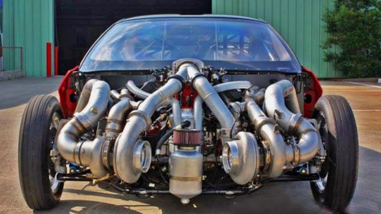 Dünyanın En çılgın 5 Araba Motoru Youtube