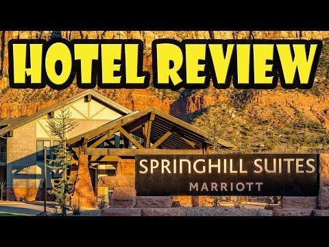 SpringHill Suites By Marriott Springdale Zion National Park Hotel Review