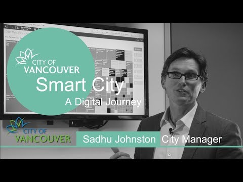 A Digital Journey with the City Manager