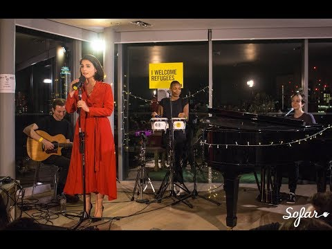 Jessie Ware - #GiveAHome Acoustic Set (2017)