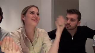 RATE YOUR DATE Interview Alicia von Rittberg + Marc Benjamin + Nilam Farooq + Edin Hasanovic