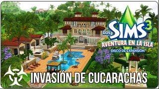 Los Sims 3: Aventura en la Isla | Cómo eliminar las cucarachas de tu complejo turístico