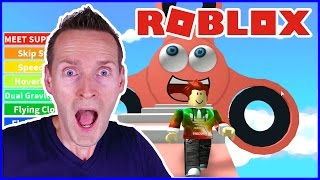 Fidget Spinner EATS ME!!! / Escape Fidget Spinner OBBY Video