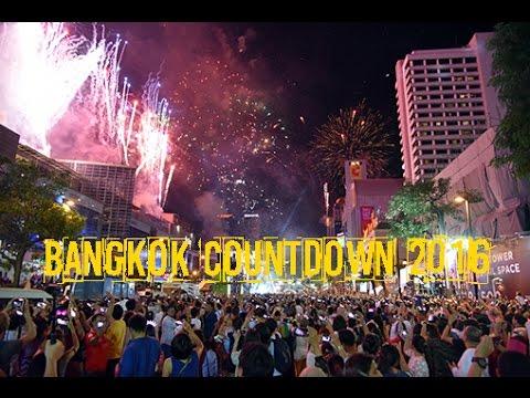 Bangkok Countdown 2016 - HAPPY NEW YEAR :) streaming vf