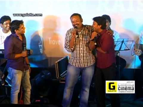 Yuvan Live at KLIMF 2012 Curtain Raiser Part 2