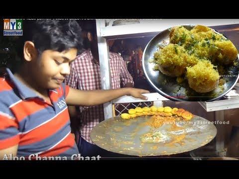 TOP 50 CHAT RECIPES | INDIAN GIRLS FAVORITE STREET FOODS | STREET FOODS 2018 | FOOD & TRAVEL TV