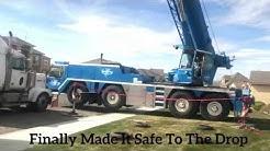 Oversize Load 16feet wide Stepdeck Trucking