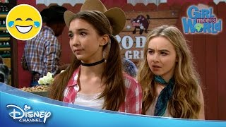 Girl Meets World | Texas Time | Official Disney Channel UK