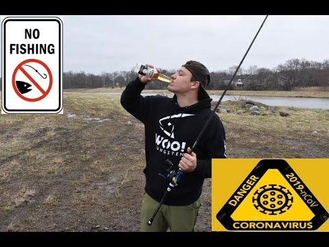 Is Fishing Being Effected By The Coronavirus