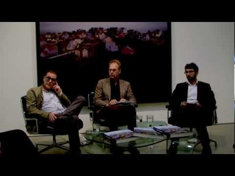 James Casebere 'In Conversation' with Mark Godfrey and Greg Hilty Part II