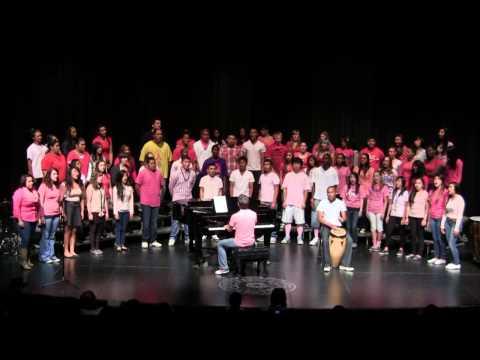 Kent Meridian High School Concert Choir & Sound Connection:   Royalty