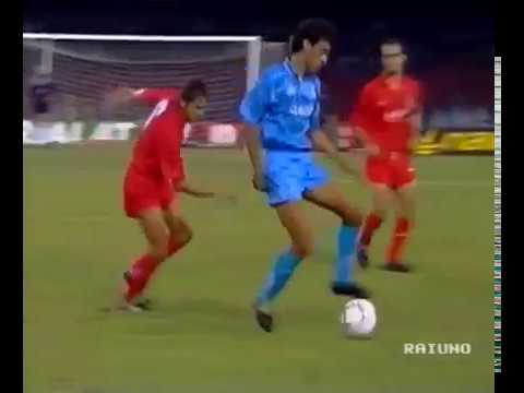Daniel Fonseca vs Valencia Coppa Uefa 1992 1993