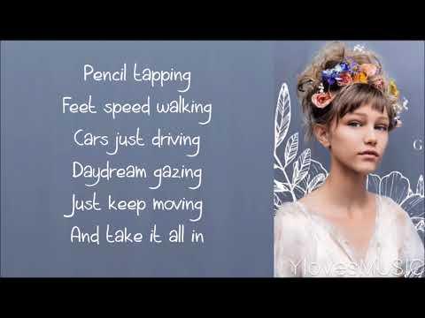 Grace VanderWaal - City Song (Lyrics)