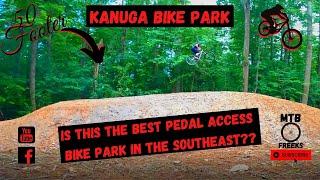 Is This The Best Bike Park Ever?? Kanuga Bike Park #KanugaBikePark #MTBFreeks #MountainBiking #MTB