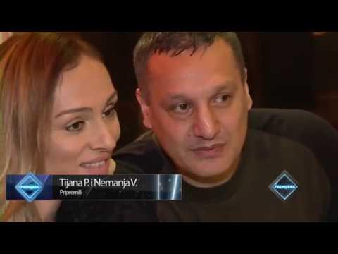 Anabela i Gagi - Najava zajednickog nastup u Beogradu - Premijera - (TV Pink 28.11.2016.)