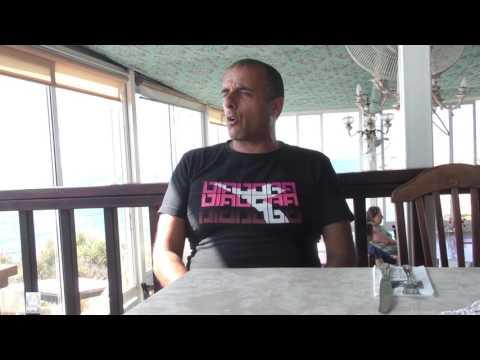 בית יהושע ואולגה חנקין בגבעת אולגה 8 ביוני 2017