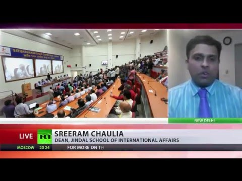 Dr  Sreeram Chaulia on India