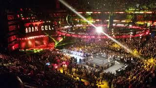 NXT North American Championship Ladder Match entrances