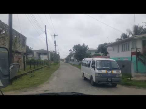 Come Ride With Me to Work in Georgetown Guyana