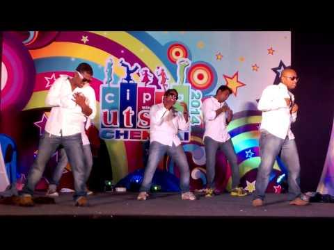 Chennai Cipla Vitals Team Group Dance Utsav 2014