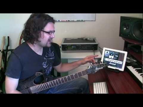 IK Multimedia Amplitube Slash Review
