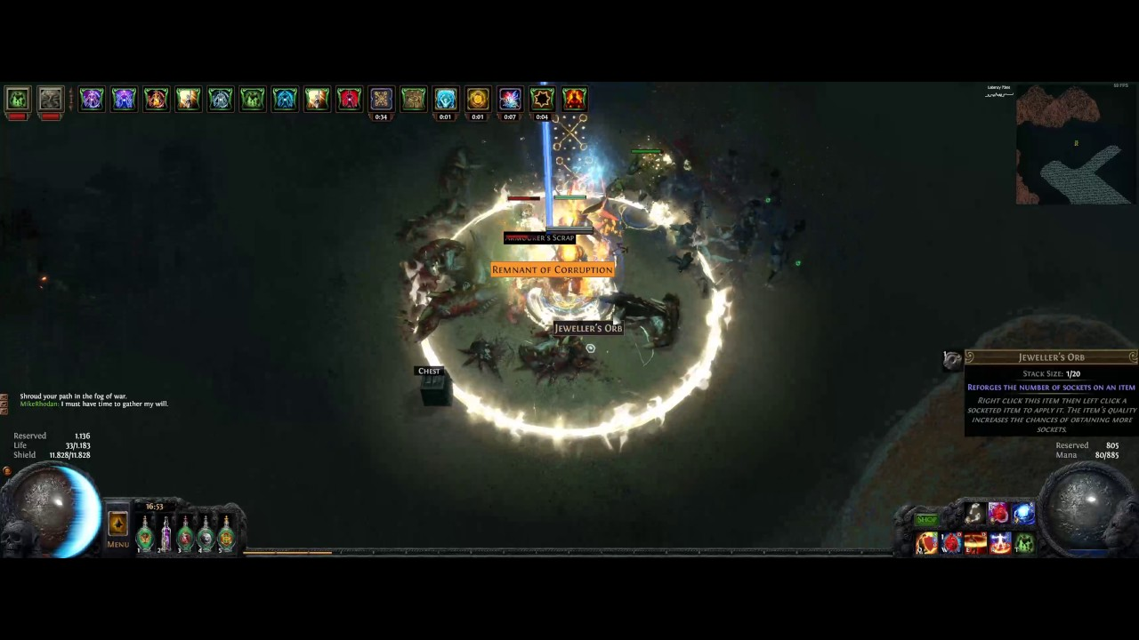 Poe Ll Build