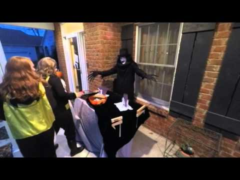The Babadook Halloween Scare Prank 2015 (HD)