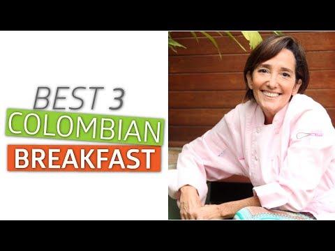 Make BEST 3 COLOMBIAN BREAKFAST IDEAS with Pesto | Egg Arepa, Sausage Butifarras and Bollo Limpio