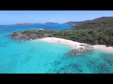 British Virgin Islands - The Yacht Week 2015 - DJI Inspire 1