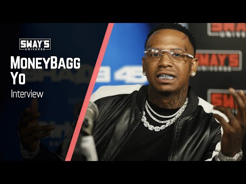 MoneyBagg Yo On Business, Music, Relationships & Exclusive look at his Jewelry | SWAY'S UNIVERSE