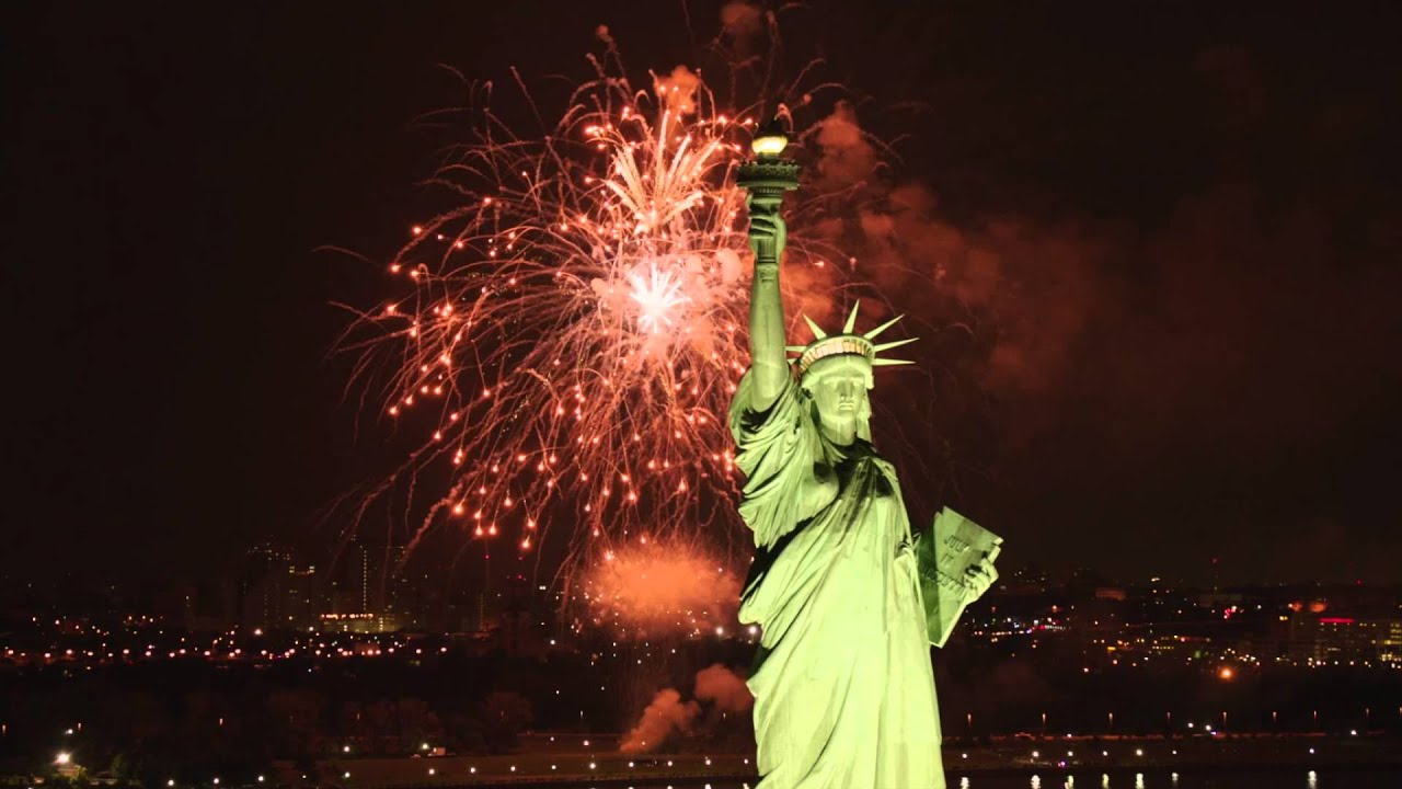 Where to See the Fireworks in New York City - Free Tours by Foot