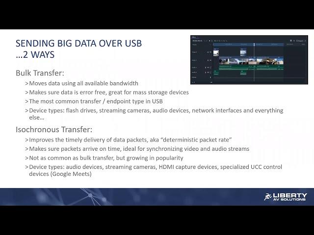 ICRON: Isochronous Data Transfer Over USB