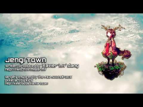 Jengi Town - FEZ-ish track by Xavier 'mv' Dang