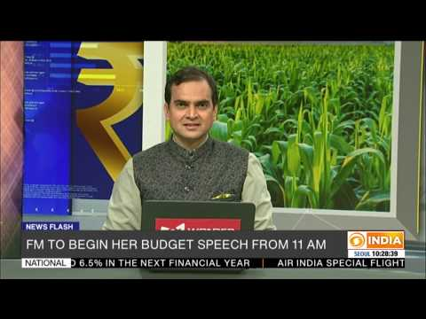 #BudgetWithDD | CATCH in depth analysis | FM Nirmala Sitharaman to present Union Budget today