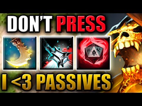 Passive Agility Steal with Bash, Crit, Lifesteal Essence Shift + Chaos Strike Dota 2 Ability Draft