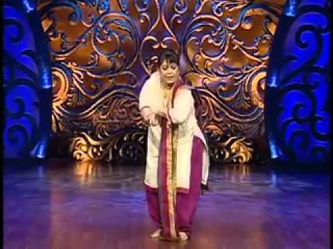 Nachle Ve Season 3 with Saroj Khan Ep 03 Part4. - YouTube.flv