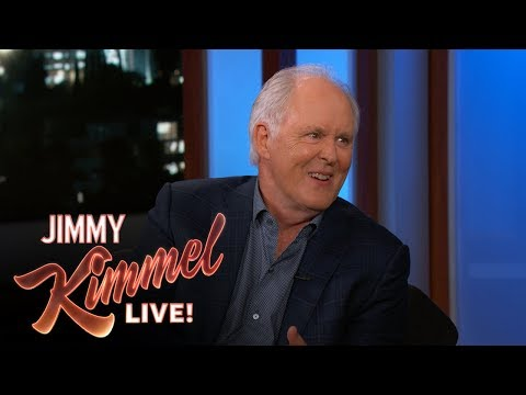 John Lithgow Thought He Wasn't Nominated for an Emmy