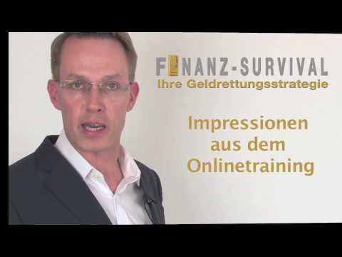 Oliver Hagen - Finanz Survival Online Training  - Geldrettung