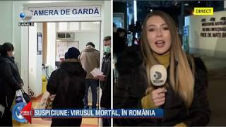 Stirile Kanal D (25.01.2020) - ALERTA DE GRAD 0 | Suspiciune: virusul mortal, in Romania!