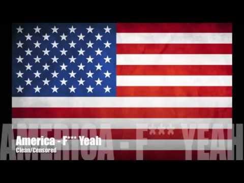 America, Fuck Yeah! Instrumental