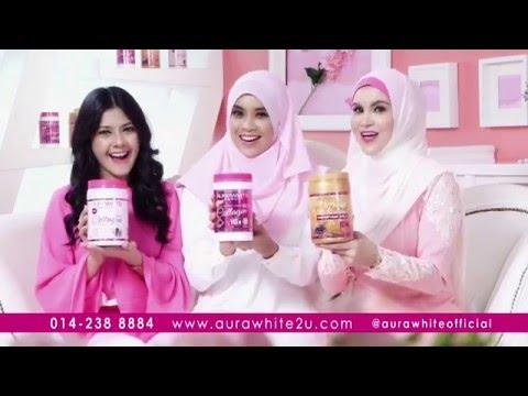 Aurawhite Collagen Putih Cerah Gebu