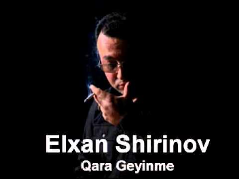 Elxan Shirinov Qara Geyinme Mus Ruslan Seferoglu)