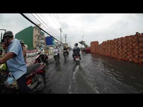 Bến Phú Định, Cầu Phú Định, Triều Cường, Saigon Street, LD Channel