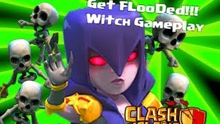 Clash of clans - Get FLooDed