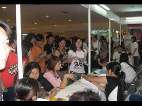 The 6th China International Education Fair 2007 Photo