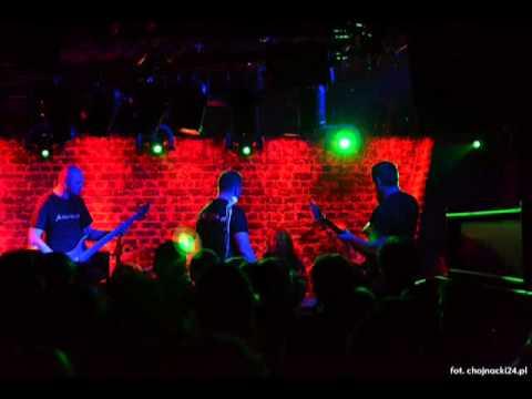 Alcoholica Poland - Breadfan Live Rocka Gliwice.WMV