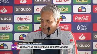Reinaldo Rueda pone en suspenso su continuidad en La Roja DEP 16 ABRIL