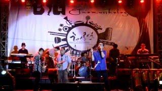 GOK PARASIAN Pergilah kasih live @THE BIG SHOW etnomusikologi Usu