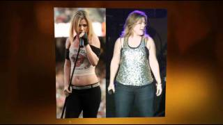 50 Celebrity Before and After Weight Loss Pictures!  Outstanding!